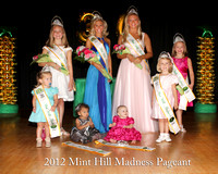2012 Miss Mint Hill Madness