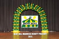 2011 Miss Mint Hill Madness